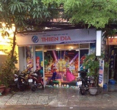 Giang ho no sung ban thung tay nguoi o tiem game - Anh 2