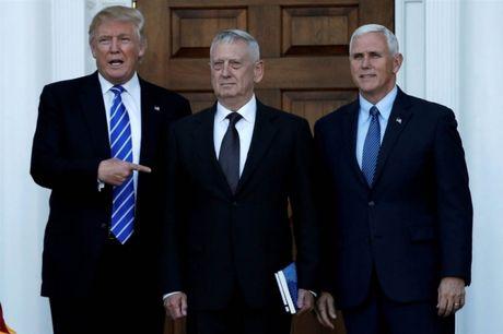 Ong Trump chon tuong ve huu lam Bo truong Bo Quoc phong My? - Anh 1