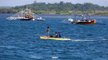 Philippines se don phuong lap khu bao ton bien o bai can Scarborough - Anh 1