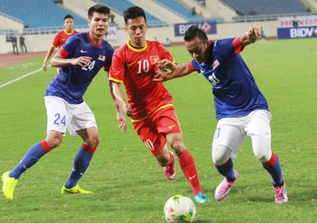 Van Quyet: 'Viet Nam phai choi gap doi kha nang khi gap Malaysia' - Anh 1