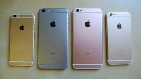 Apple thay pin mien phi iPhone 6s bi loi - Anh 1
