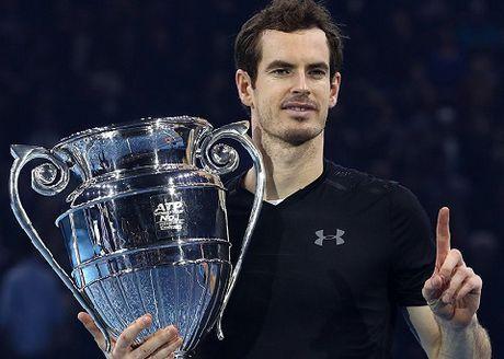 Vo dich ATP Finals 2016, Andy Murray ket thuc nam o vi tri so 1 the gioi - Anh 2