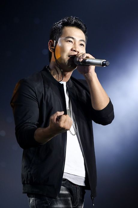 Tap 1 Sing My Song: Thi sinh chuyen gioi lam 'no tung' san khau - Anh 5