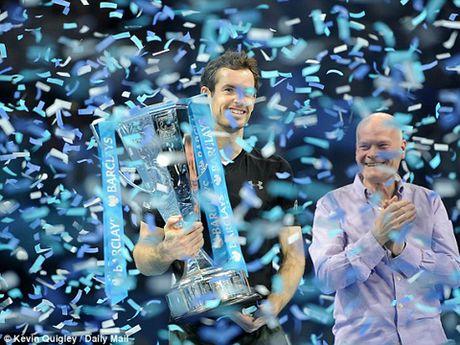Nhung thong ke dac biet ve Andy Murray trong nam 2016 - Anh 2