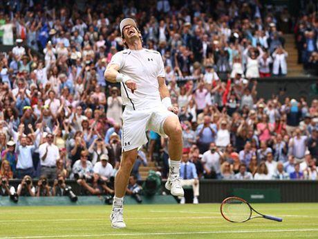 Nhung thong ke dac biet ve Andy Murray trong nam 2016 - Anh 4