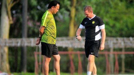 ESPN vach ra diem yeu cua Malaysia truoc tran gap Viet Nam tai AFF Cup - Anh 1