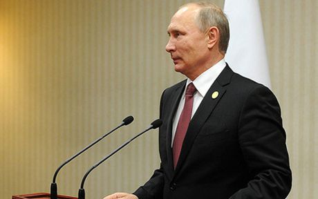 Tong thong Putin: Ong Trump muon binh thuong hoa quan he voi Nga - Anh 1