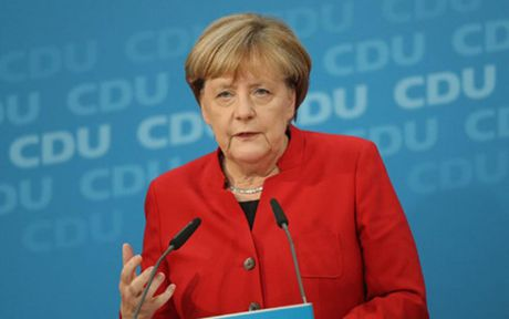 Ba Merkel tranh cu nhiem ky 4: Hy vong cho su on dinh cua chau Au? - Anh 1