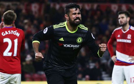 Doi hinh xuat sac nhat vong 12 Premier League: Costa duoc vinh danh - Anh 12