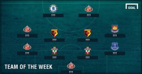 Doi hinh xuat sac nhat vong 12 Premier League: Costa duoc vinh danh - Anh 1