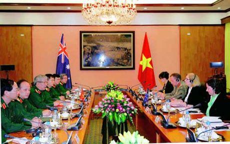 Viet Nam va Australia doi thoai chien luoc ngoai giao, quoc phong - Anh 1