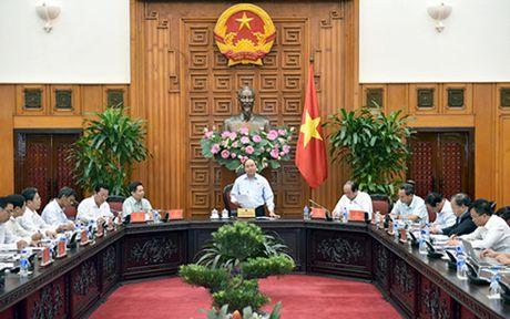 Thu tuong: Soc Trang phai vuon len co thu nhap trung binh vung DBSCL - Anh 2