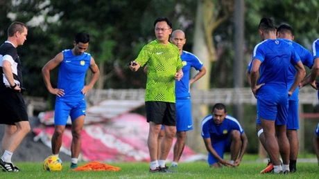 Malaysia quyet ha Viet Nam de som gianh ve vao ban ket AFF Cup - Anh 1