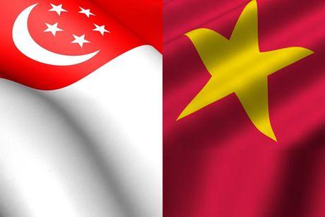 Tham khao chinh tri giua Bo Ngoai giao Viet Nam-Singapore lan thu 10 - Anh 1