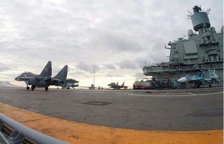 Nga thua nhan su that soc khien MiG-29K roi - Anh 1