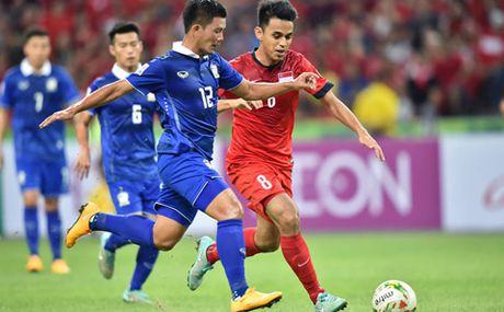 Nhan dinh, du doan ket qua Thai Lan vs Singapore (15h30) - Anh 1