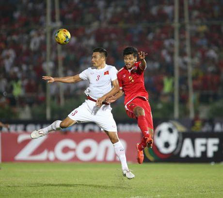 DT Viet Nam truoc tran gap Malaysia: Noi lo hang thu - Anh 1