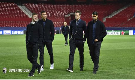 02h45 23/11, Sevilla vs Juventus: Ru nhau dung 'dinh ba' khang dich - Anh 1