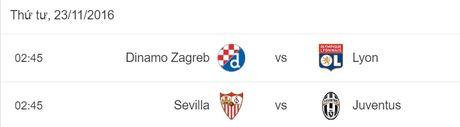 02h45 23/11, Sevilla vs Juventus: Ru nhau dung 'dinh ba' khang dich - Anh 5