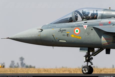 An Do chao hang VN tiem kich Tejas thay MiG-21? - Anh 6