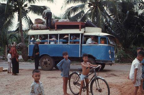 Doc dao giao thong o Viet Nam hoi nhung nam 1960 - Anh 11