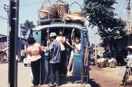 Doc dao giao thong o Viet Nam hoi nhung nam 1960 - Anh 3