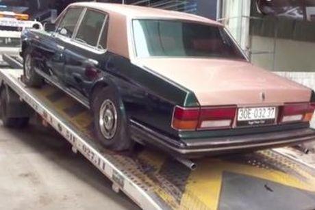 Sieu xe sang Rolls-Royce Silver Spirit 1982 'cuoi' xe cuu ho - Anh 1