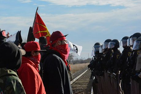 Bieu tinh du doi phan doi du an Dakota Access o My - Anh 12