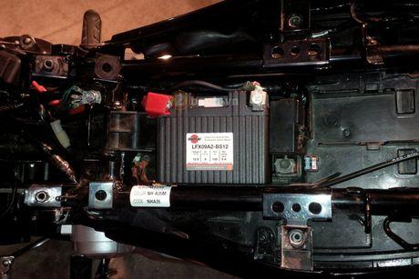 'Hang khung' Honda MSX do dong co len den 250 phan khoi - Anh 9