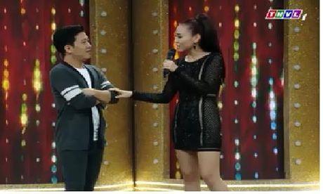 Thu Minh tung nghi ngo ve gioi tinh cua Truong Giang - Anh 1