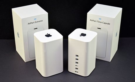 Apple se ngung san xuat cac dong router Wifi AirPort - Anh 1