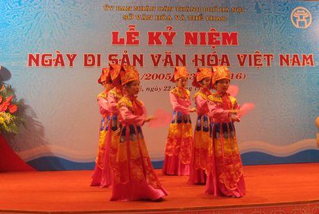 Ha Noi khai mac nhieu hoat dong nhan Ngay Di san Van hoa Viet Nam - Anh 10