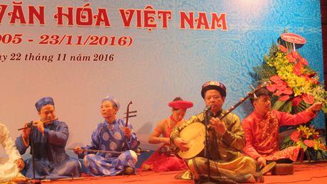 Ha Noi khai mac nhieu hoat dong nhan Ngay Di san Van hoa Viet Nam - Anh 12