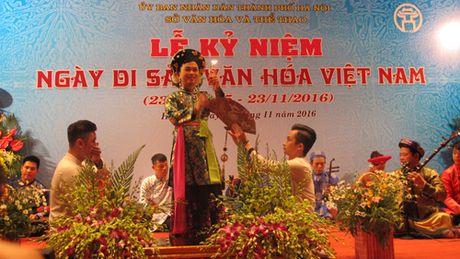 Ha Noi khai mac nhieu hoat dong nhan Ngay Di san Van hoa Viet Nam - Anh 16