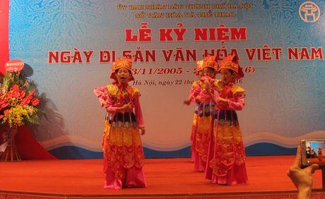Ha Noi khai mac nhieu hoat dong nhan Ngay Di san Van hoa Viet Nam - Anh 9