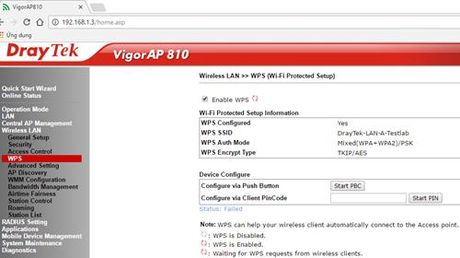 Danh gia Access Point DrayTek VigorAP 810 - Anh 3