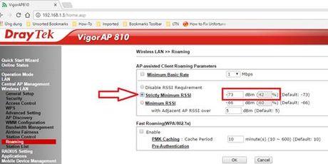 Danh gia Access Point DrayTek VigorAP 810 - Anh 4