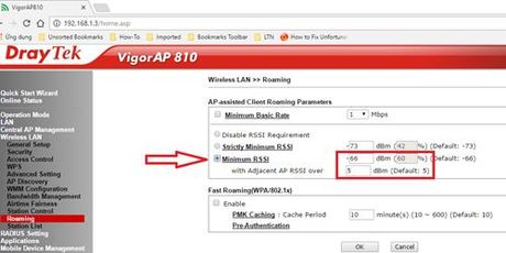 Danh gia Access Point DrayTek VigorAP 810 - Anh 5