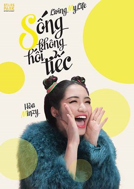 Hoa Minzy cuc quay trong MV Song khong hoi tiec - Anh 1