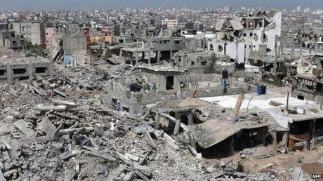 Nghe nhan ren kiem niu giu nghe truyen thong tai dai Gaza - Anh 1
