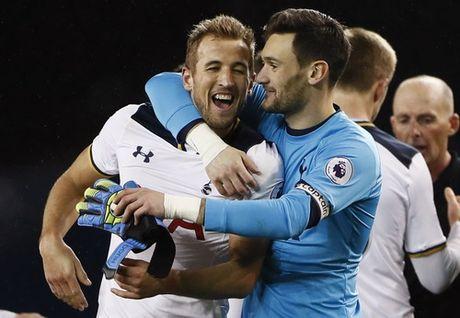 """Tottenham so roi """"cua tu"""" o Champions League - Anh 5"""