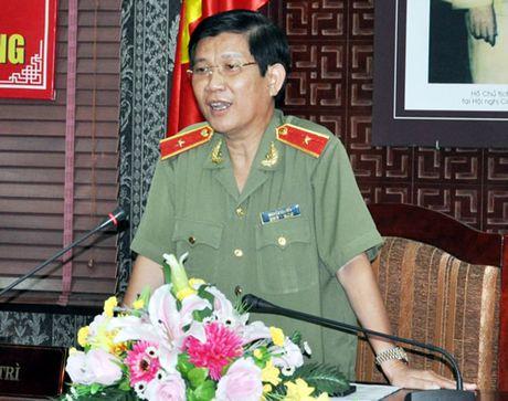 Thu tuong bo nhiem Thu truong Bo Cong an va Bo Y te - Anh 1