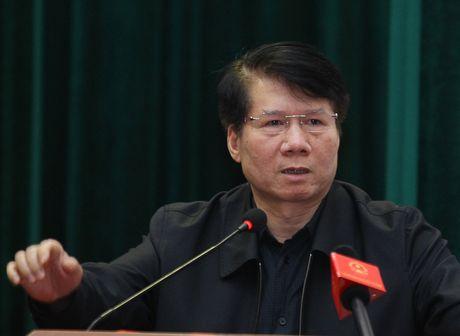 Thu tuong bo nhiem Thu truong Bo Cong an va Bo Y te - Anh 2