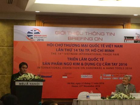 20 nuoc den Viet Nam tim kiem hop tac trong hoi cho thuong mai quoc te - Anh 2