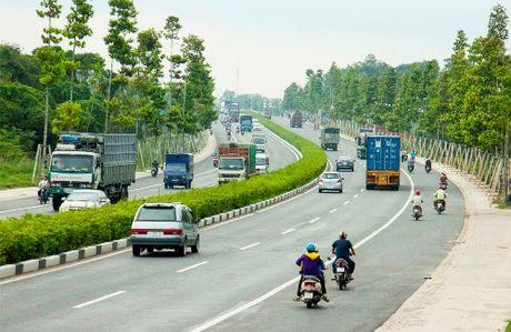 Binh Duong dam bao an toan giao thong dip cuoi nam - Anh 1