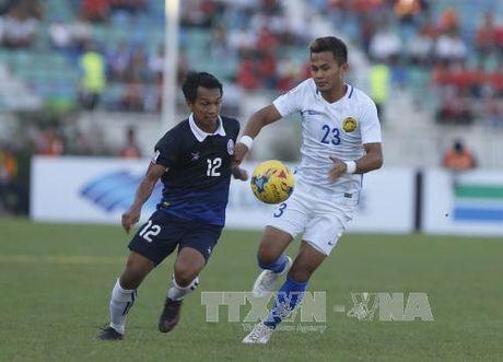 Tien dao Cong Vinh tu tin tuyen Viet Nam se thang Malaysia - Anh 2