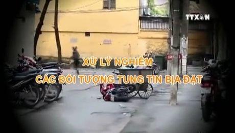 Xu ly nghiem cac doi tuong tung tin bia dat tren Facebook - Anh 1