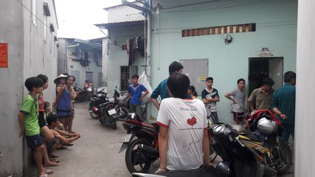 Binh Duong: Lien tiep nhung vu treo co trong phong tro - Anh 2