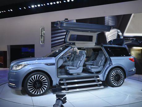 Diem danh nhung mau xe tieu bieu tai LA Auto Show 2016 (P2) - Anh 7