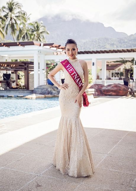 Hoang Thu Thao tiet lo vay da hoi chung ket Hoa Hau Chau A Thai Binh Duong - Anh 2